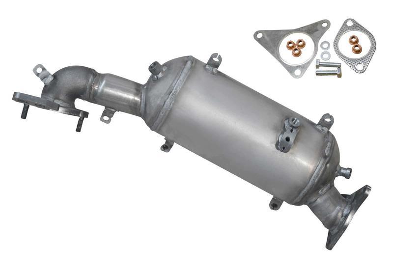 ConTra-Automotive DPF Dieselpartikelfilter SUBARU Forester SH/S12 2.
