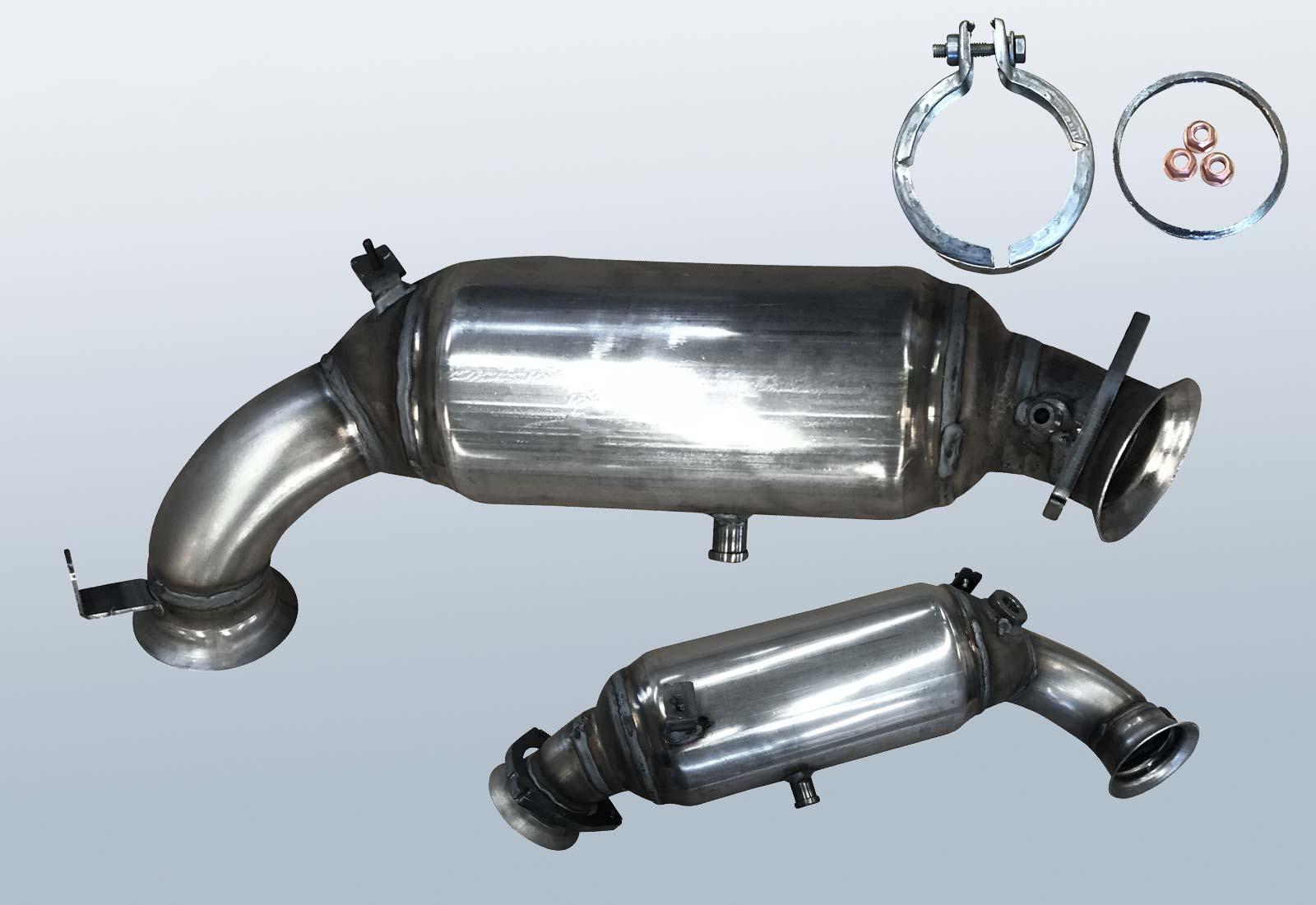 EU4 KAT Katalysator JEEP Grand Cherokee 3.0 CRD 155KW 160KW EX0 EXL 2007//01