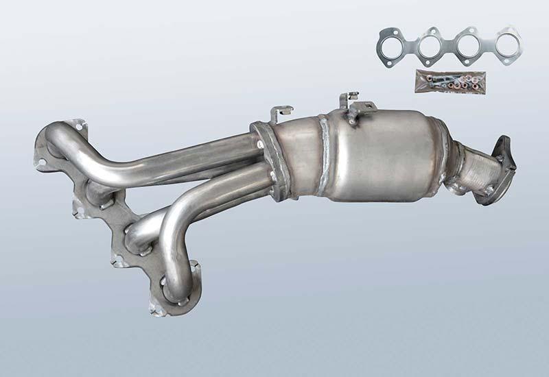 KAT Katalysator MERCEDES C230 Kompressor 141KW 192PS M271948 2006//11