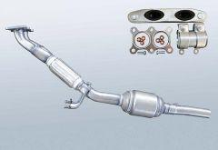 Katalysator VW Caddy III 1.6 8v (2KB,2KJ,2CB,2CJ)