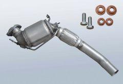 Katalysator BMW X3 2.0TD (E83 LCI)