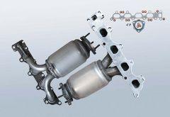 Katalysator OPEL Meriva A 1.6 Twinport (Z75)
