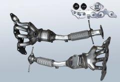Katalysator FORD S-Max 2.0 Flexifuel (WA6 CA1)