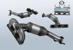 Katalysator BMW X5 3.0i (E53)