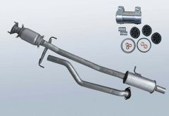 Katalysator MAZDA CX-7 2.3i Turbo (ER)