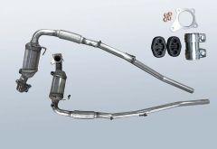Katalysator AUDI A1 Sportback 1.2 TFSI (8XA,8XK)