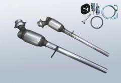 Katalysator MERCEDES BENZ Vito 109 CDI (W639601)