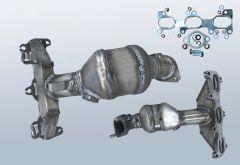 Katalysator HYUNDAI Santa Fe I 2.7 V6 (SM)
