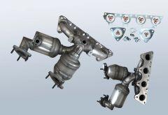 Katalysator VW Jetta III 2.0 FSI (1K2)
