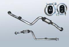 Katalysator MERCEDES BENZ CLC-Klasse CLC200 Kompressor (CL203741)