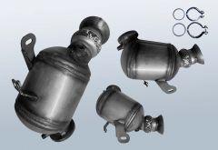 Katalysator MERCEDES BENZ C-Klasse C 220 CDI 4matic (W204084)