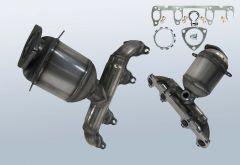 Katalysator VW Caddy III Kasten 2.0 SDI (2KA)