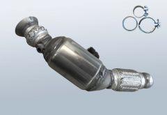Katalysator MERCEDES BENZ Vito 110 CDI (W639)