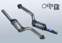 Katalysator RENAULT Clio III Grandtour 1.2 16v (KR0/1)