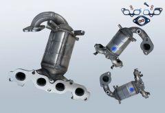 Katalysator FORD Fiesta V 1.4 16v (CBK)