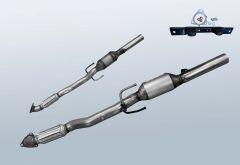 Katalysator OPEL Corsa D 1.6 Turbo OPC (A08)