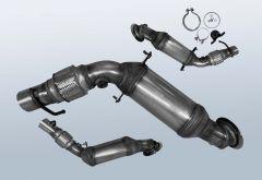 Katalysator BMW 3 316i (F30)