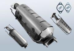 Dieselpartikelfilter KIA Pro Ceed 1.6 CRDi (ED)