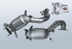 Katalysator VW Scirocco 1.4 TSI (13)
