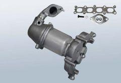Katalysator FORD Fiesta VI 1.25 16v (CB1)