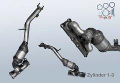 Katalysator BMW 3 Coupe 325xi (E92N)