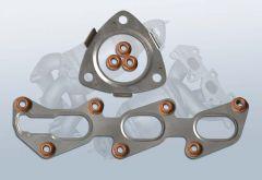 Montagesatz Katalysator OPEL Agila 1.0 Twinport (H00)