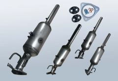 Dieselpartikelfilter CITROEN Jumper III 2.2 HDI