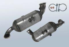 Dieselpartikelfilter CITROEN C3 II 1.6 HDI 110 (a51)