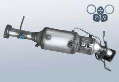 Dieselpartikelfilter MAZDA 3 2.0 CD (BK)