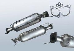 Dieselpartikelfilter KIA Carens 2.0 CRDI (UN)