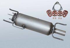 Dieselpartikelfilter OPEL Vectra C 1.9 CDTI