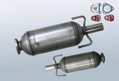 Dieselpartikelfilter OPEL Astra H 1.3CDTI (L69)