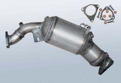 Dieselpartikelfilter AUDI A4 2.0 TDI (8K2,B8)