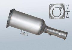 Dieselpartikelfilter CITROEN C8 2.0 Hdi (EA,EB)