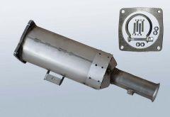 Dieselpartikelfilter CITROEN Jumpy II 2.0 HDI (EA_EB)