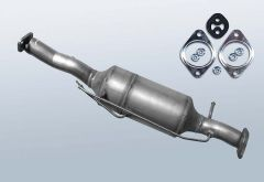 Dieselpartikelfilter FORD Kuga I 2.0 TDCI (CBV)