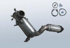 Dieselpartikelfilter VW Sharan II 2.0 TDI BMT