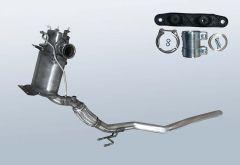 Dieselpartikelfilter AUDI Q3 2.0 TDI Quattro (8U)
