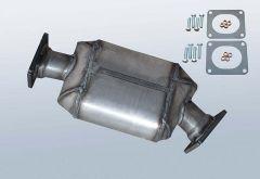 Dieselpartikelfilter BMW 730d (E65)