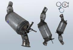 Dieselpartikelfilter BMW 118d (E81)