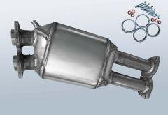 Dieselpartikelfilter BMW 535d (E60)