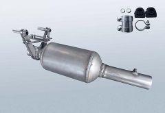 Dieselpartikelfilter MERCEDES BENZ Sprinter 3 t 215 CDI (906611/906613)