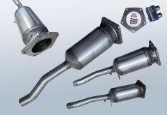 Dieselpartikelfilter VW Sharan 2.0 TDI (7M9)