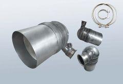 Dieselpartikelfilter CITROEN C4 1.6 HDI (LC)