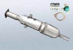 Dieselpartikelfilter RENAULT Megane III CC 1.5 dCi (EZ0|1)