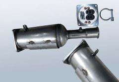 Dieselpartikelfilter CITROEN C4 2.0HDI (LA)