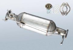 Dieselpartikelfilter FORD Mondeo III Turnier 2.0 TDCI (BWY)