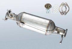 Dieselpartikelfilter FORD Mondeo III 2.0 TDCI (B4Y)