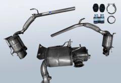 Dieselpartikelfilter VW Polo 1.6 TDI (6R)