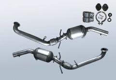 Dieselpartikelfilter MERCEDES BENZ B-Klasse B200 CDI (245208)